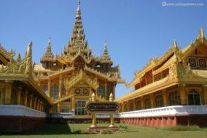Bagan Golden Palace
