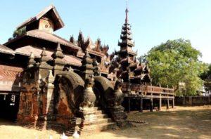 Bagan Yoke Sone Kyaung (Best Instagram spot in Bagan)