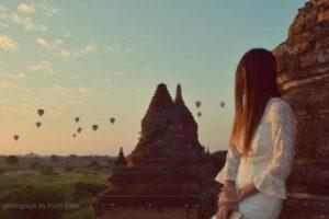 Bulethi Pagoda (Best Instagram spot in Bagan)