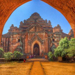 Damayan gyi Pagoda (Best Instagram Spot in Bagan)