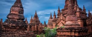 Kaymac Pagoda (Best instagram spot in Bagan)