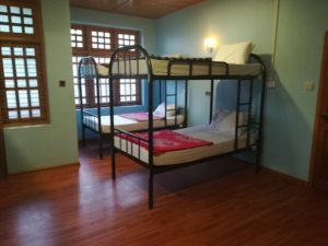 Cheap hostel in Bagan