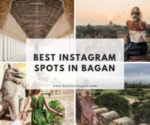 Best Instagram Spots in Bagan